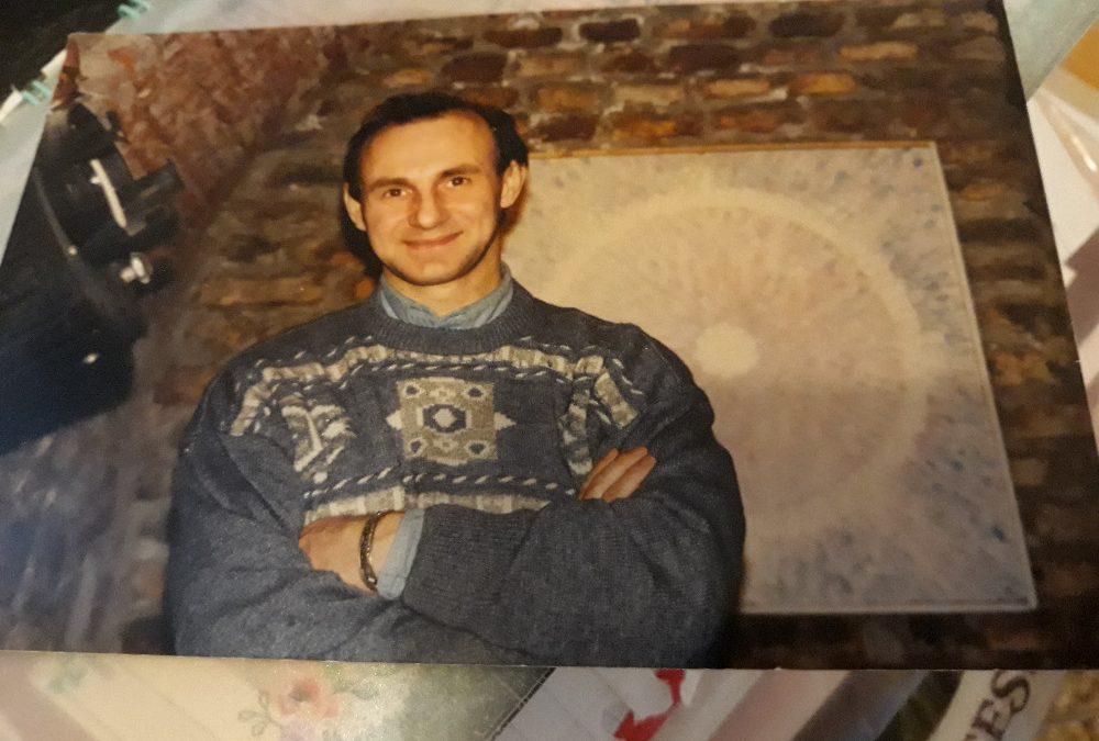 Mykola Lutsenko: Muž s rentgenovým zrakem